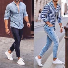 visit our website for the latest men's fashion trends products and tips . Stylish Mens Outfits, Latest Mens Fashion, Classy Mens Fashion, Men Fashion, Look Fashion, Men's Fashion Tips, Fashion 2020, Fashion Trends, Fashion Ideas