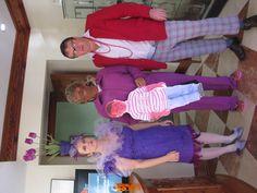 Effie Trinket, Tan Mom and Nightclub Nightmare - Halloween Costumes