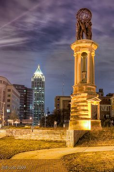 Atlanta. Well if visiting Holden Bear is anything like this, then maybe I can eke it out.