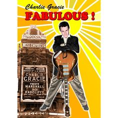 Charlie Gracie: Fabulous, Movies