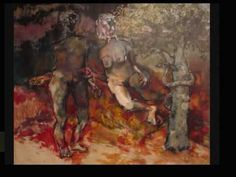 Fotografías de la Exposición de pintura de Pedro González que se pudo visitar en el I.E.S. Cabrera Pinto en San Cristobal de La Laguna. El pintor Pedro Gonzá...