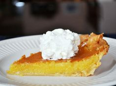 The humble Chess Pie gets a seasonal update with floral Meyer lemons.