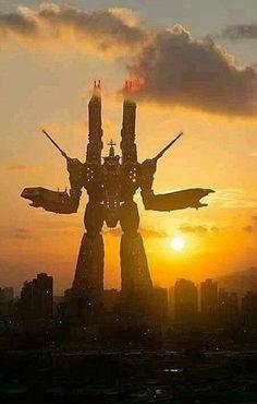 Super Dimension Fortress Macross floating above Earth Robotech Anime, Robotech Macross, Mecha Anime, Sci Fi Anime, Comic Anime, Anime Art, Macross Valkyrie, Spaceship Art, Spaceship Design