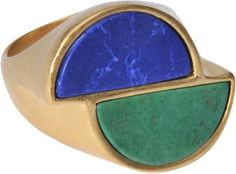 Marc by Marc Jacobs Half Circle ring on shopstyle.com