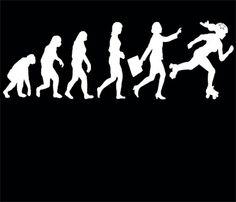 roller derby evolution