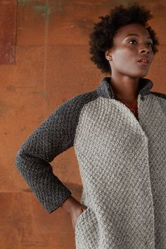 Ravelry: Ma'am pattern by Linda Dubec