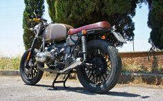 R45 by Luis Moto | Inazuma café racer