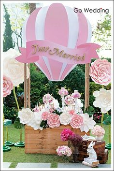 Decor Photobooth, Backdrop Decorations, Wedding Decorations, Balloon Birthday Themes, Party Themes, Baby Shower Balloons, Baby Shower Themes, Paper Flower Backdrop, Paper Flowers