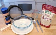 FINALLY!!!! I HAVE BEEN SEARCHING FOR THIS FOR A WHOLE SEMESTER!!! How to Cook Quinoa in a Microwave