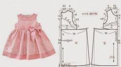 Como hacer vestidos bonitos para niñas05