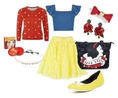 """""""Another sunny Snow day"""" by misstiffiniemae on Polyvore"""