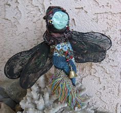 Art doll by Griselda   I hope you enjoy your visit  All rights reserved,  Griselda Tello © 2012