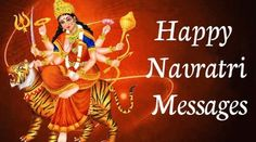 Latest new collection of best navratri text messages with sample. Send Navratri wishes to make the person feel good and celebrate the nine nights of worship together. Navratri Greetings, Happy Navratri Wishes, Navratri Pictures, Navratri Images, Navratri Messages, Greetings Images, Good Night Messages, Om Shanti Om, For Facebook