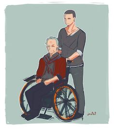 Detroit become human Markus and Carl