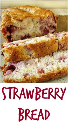 Strawberry Bread . This recipe was good--a combo between a biscuit and a bread. However, it wasn't like my Grandmother's   Still looking for that perfect bread......