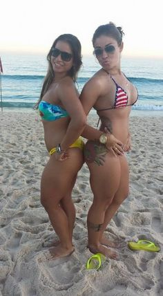 Rita Mattos la Barrendera Brasileña