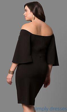 with sleeves ruched v neck empire elegant formal plus size black