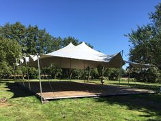 Stretch tent 10 x 15 m #wedding #slotdoddendael #ewijk