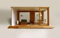 Miniio: Arquitectura moderna en miniatura