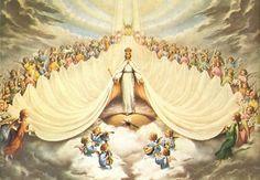 maria regina degli angeli pittore