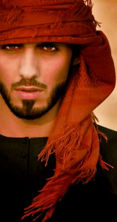 Intense Eyes...Omar Borkan Al Gala