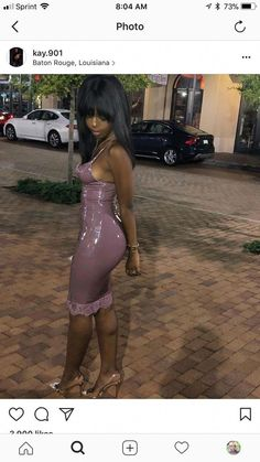 Trendy Birthday Outfit Black Girl Ideas Source by ideas black girl Sexy Outfits, Sexy Dresses, Cute Outfits, Fashion Outfits, Stylish Outfits, Fashion Ideas, Black Girl Fashion, Look Fashion, Ladies Fashion