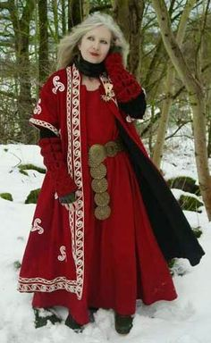 viking woman clothes - Google Search