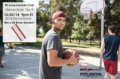 Let's Talk Wearable Tech: #ConnectedLife 9pm ET
