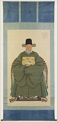 Portrait of Gim Yuk - Anonymous — Google Arts & Culture
