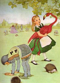 Alice in Wonderland  by Marjorie Torrey