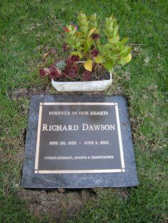 7d1a0247e859a Richard Dawson (1932 - 2012) - Find A Grave Photos Cemetery Monuments