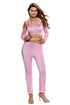 bf2008df76b Pink strappy jumpsuit UK size 10 12 Bargain Price UK Seller  fashion   clothing