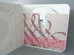 Stampika Blog: Karte mit CD Tasche Carte avec pochette CD