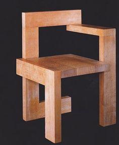 A chair I would like to make