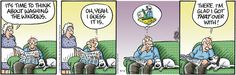 Pickles Comic Strip, August 14, 2014 on GoComics.com