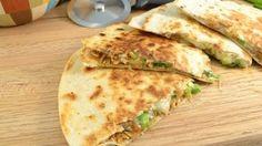 How To Make Quesadillas - Chicken Quesadillas Recipe   Radacutlery.Com -- Watch Rada Cutlery create this delicious recipe at http://myrecipepicks.com/26679/RadaCutlery/how-to-make-quesadillas-chicken-quesadillas-recipe-radacutlery-com/