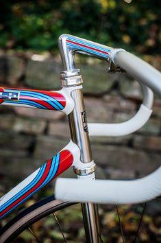 Bishop Bikes: Rex's Martini Track Bike