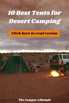 The 10 best tents for camping in the desert. Find the best tent for your next camping trip to the desert, plus some awesome camping tips, hacks, and ideas for camping in the hot desert. tent camping checklist | tent camping with kids | best camping tents. #backpacking #campingtips #campinggear #camping #tentcamping Camping Needs, Best Tents For Camping, Cool Tents, Camping With Kids, Camping Tips, Tent Camping Checklist, Camping Essentials List, Backpacking Tent, Best Hiking Gear