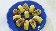 Bhakarwadi - fried or baked options