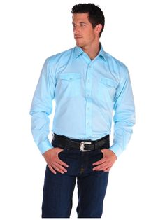 Stetson, men's shirt, western fashion