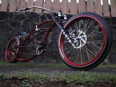 Bike Cruiser Bicycle, Motorized Bicycle, Custom Cycles, Custom Bikes, Electric Chopper Bike, Lowrider Bike, Bike Wear, Fat Bike, Super Bikes