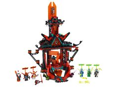 Lego 71707 71708 71711 Ninjago Pink Wolf Head Ninja Minifigure Brand new