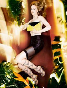 Nicole Kidman for Jimmy Choo Spring Summer 2014