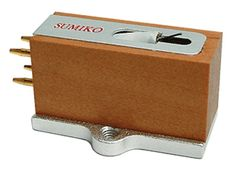 "Sumiko Celebration Pearwood Phono Cartridge; $2799.00; ""The Celebration was a music-lover's cartridge - for those who value harmonic richness over ultra-low-level detail, transparency, and spatial resolution..."""