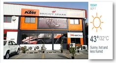 What a sunny day! pass by Bright Spark Auto Repairing and let our qualified team…