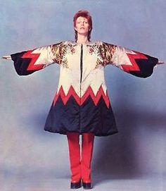 David Bowie 1970's