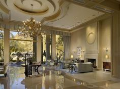 More luxury homes lime this one at www.charlottelakenormanrealestate.com and www.luxurynchomes.com #HomeDecor #Interior
