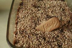 Speculoos Tiramisu No Bake Desserts, Vegan Desserts, Vegan Recipes, Vegan Bar, Vegan Food, Healthy Food, Vegan Tiramisu, Vegan Challenge, Vegan Treats