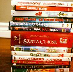 Christmas Movies<3