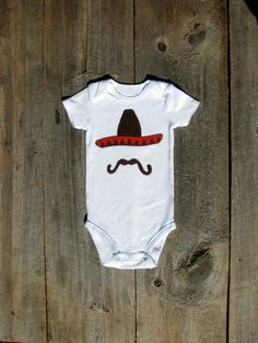 Hey, I found this really awesome Etsy listing at https://www.etsy.com/listing/96901880/cinco-de-mayo-sombrero-shirt-funny-baby